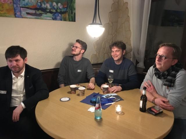 Gästeabend 03.2018 Wirtschaftsjunioren Mainz (Rheinhessen)